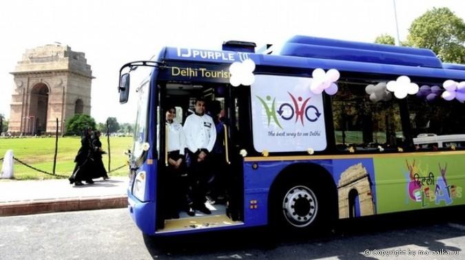 автобус НоНо 2