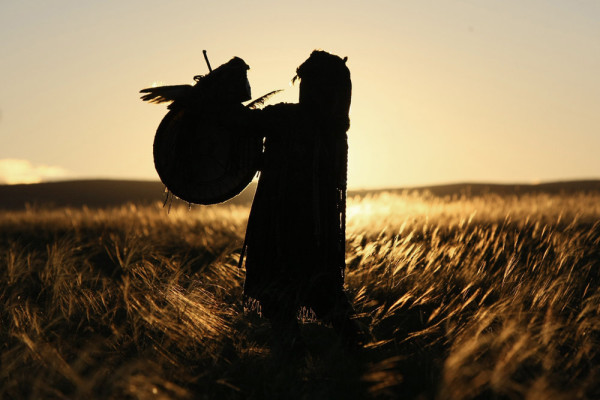купить шаманский бубен